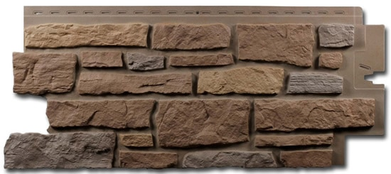 Creek Ledgestone Faux Stone Bosteter Windows And Siding